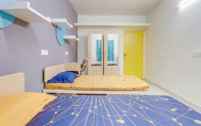 Bedroom Image of PG Gota Ahmedabad in Gota