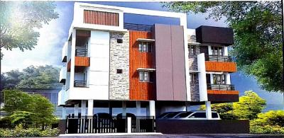 Gallery Cover Image of 760 Sq.ft 2 BHK Apartment for buy in Medavakkam for 3724000