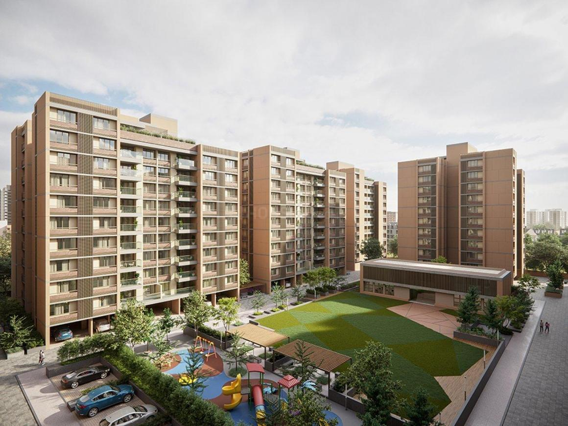 Building Image of 1050 Sq.ft 2 BHK Apartment for buy in Ghuma for 3500000