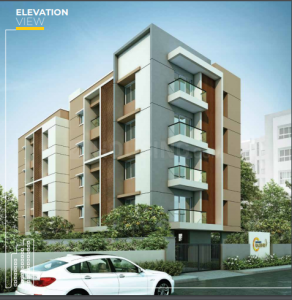 Gallery Cover Image of 1601 Sq.ft 3 BHK Apartment for buy in Radiance Rajshri, T Nagar for 27312135