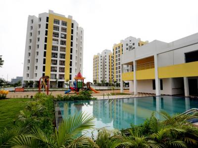 Gallery Cover Image of 695 Sq.ft 1 BHK Apartment for buy in Saravanampatty for 2450000