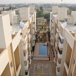 Gallery Cover Image of 1131 Sq.ft 2 BHK Apartment for buy in Fomra Celebration by Fomra Housing & Infrastructure Pvt. Ltd., Kil Ayanambakkam for 6500000
