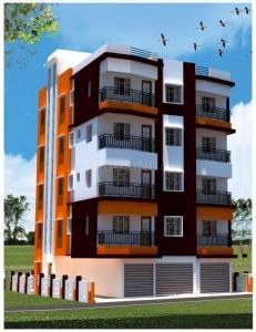 Gallery Cover Image of 525 Sq.ft 2 BHK Apartment for buy in Chowdhury Priti Dakshayani, Uttarpara for 1286250
