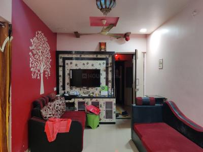 Gallery Cover Image of 650 Sq.ft 1 BHK Apartment for rent in DGS Sheetal Dham, Vasai East for 12000