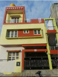 Gallery Cover Image of 1200 Sq.ft 2 BHK Independent House for rent in Abbigere for 13000