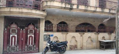 Gallery Cover Image of 1000 Sq.ft 4 BHK Independent House for rent in Dwarka Mor for 10000