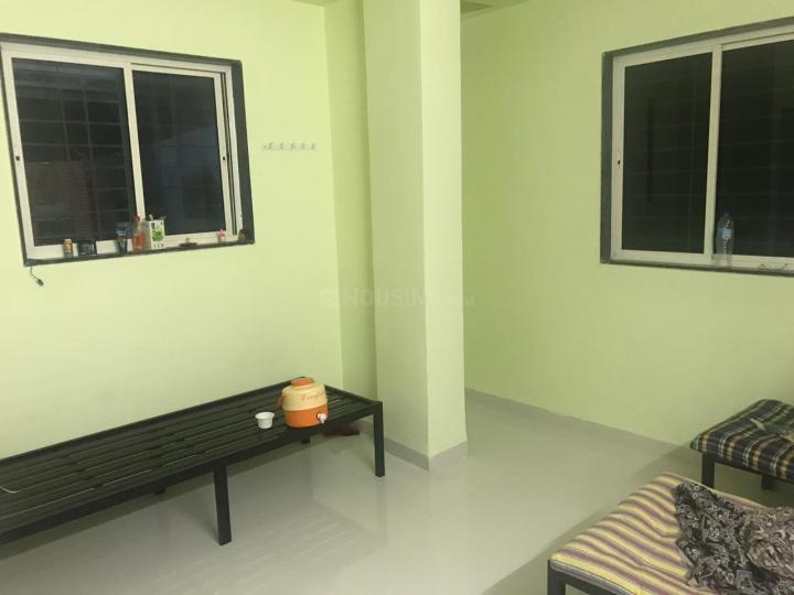 एरंदवाने में कदम पीजी के बेडरूम की तस्वीर