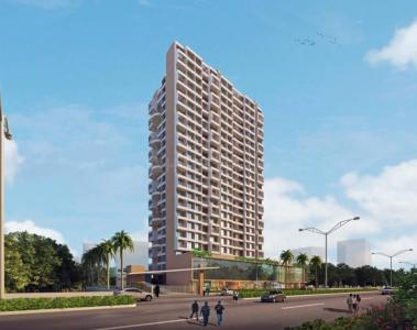 Gallery Cover Image of 1080 Sq.ft 2 BHK Apartment for buy in Krishna Square, Kalyan East for 8399000
