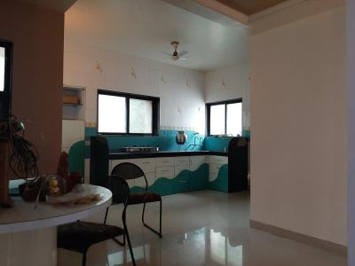 Kitchen Image of 2400 Sq.ft 4 BHK Independent House for buy in Nigdi for 17000000