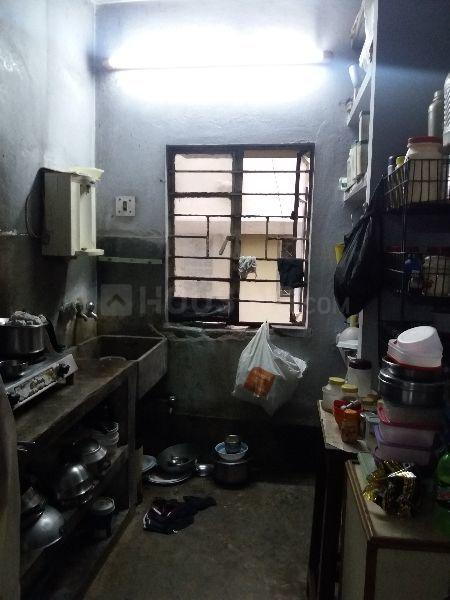 Kitchen Image of 600 Sq.ft 2 BHK Independent Floor for buy in Baishnabghata Patuli Township for 2500000