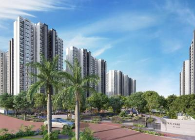 Gallery Cover Image of 990 Sq.ft 2 BHK Apartment for buy in Shapoorji Pallonji Northern Lights, Thane West for 13500000