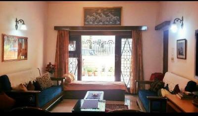 Living Room Image of Jetley Paying Guest in Greater Kailash
