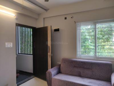 Gallery Cover Image of 500 Sq.ft 1 BHK Apartment for rent in Koramangala for 21000