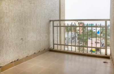 Balcony Image of 2 Bhk In Vmr Residency in HBR Layout