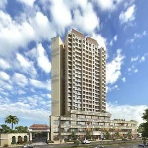 Gallery Cover Image of 1300 Sq.ft 2 BHK Apartment for buy in Mahavir Helicon Heights, Borivali West for 25000000