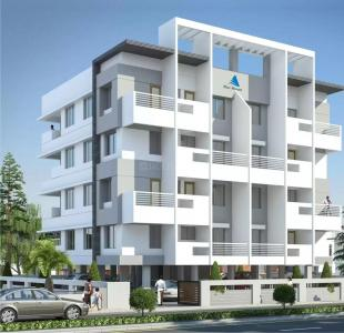 Gallery Cover Image of 628 Sq.ft 2 BHK Apartment for buy in Tathawade for 4700000