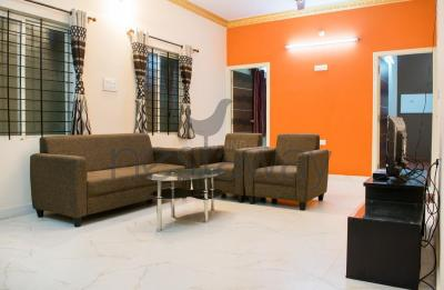 Living Room Image of G1-kanti Enclave in Mathikere