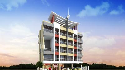 Gallery Cover Image of 685 Sq.ft 1 BHK Apartment for buy in Ulwe for 4300000