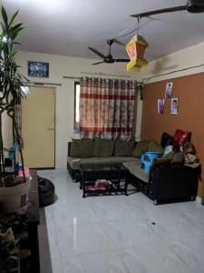 Gallery Cover Image of 450 Sq.ft 1 RK Apartment for rent in Airoli for 10000