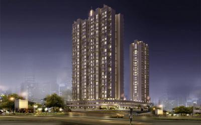 Gallery Cover Image of 1215 Sq.ft 2 BHK Apartment for buy in Kharghar for 9500000
