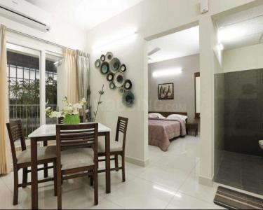 Gallery Cover Image of 727 Sq.ft 1 BHK Apartment for buy in Siruseri for 3332000