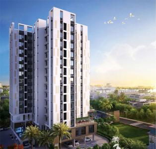 Gallery Cover Image of 964 Sq.ft 3 BHK Apartment for buy in Jai Vinayak River Links, Ghusuri for 6553500
