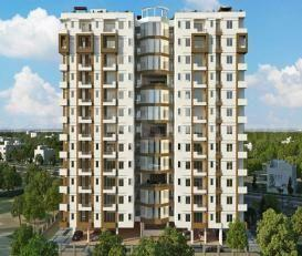 Gallery Cover Image of 1073 Sq.ft 2 BHK Apartment for buy in Vaishali Nagar for 3100000