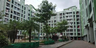 Gallery Cover Image of 630 Sq.ft 1 BHK Apartment for buy in Sumit Greendale, Virar West for 2900000