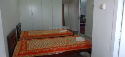 Bedroom Image of Gemini Parsn Apartment in Nungambakkam