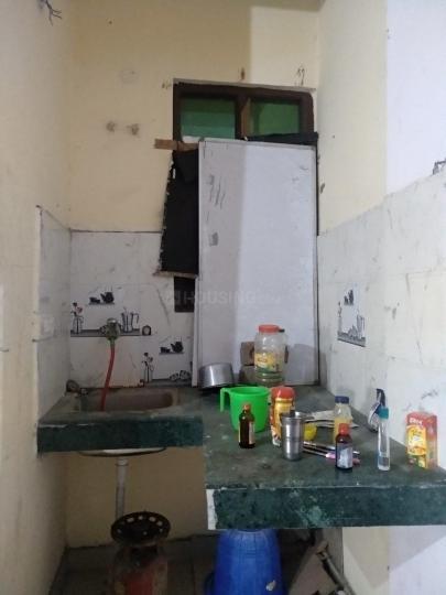 Kitchen Image of Sartaj PG in Ghitorni