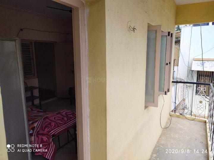 Balcony Image of Sri Sandhya PG in Domlur Layout