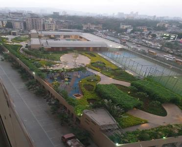 Gallery Cover Image of 1245 Sq.ft 2 BHK Apartment for buy in Airoli for 14000000