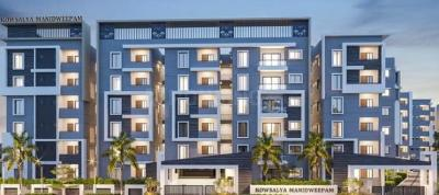 Gallery Cover Image of 1184 Sq.ft 2 BHK Apartment for buy in Nizampet for 5920000