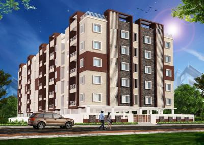 Gallery Cover Image of 1111 Sq.ft 2 BHK Apartment for buy in Nizampet for 3888500