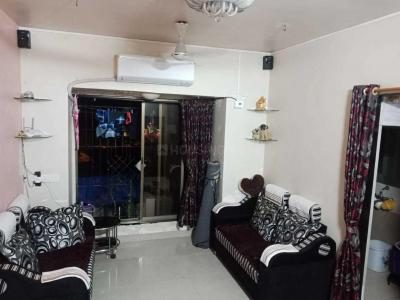 Gallery Cover Image of 450 Sq.ft 1 BHK Apartment for buy in Thane West for 7500000
