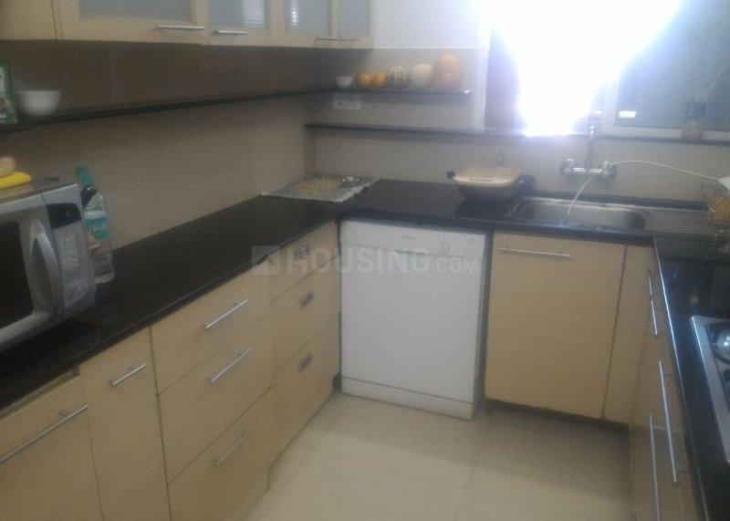Kitchen Image of 1755 Sq.ft 3 BHK Apartment for rent in Powai for 130000