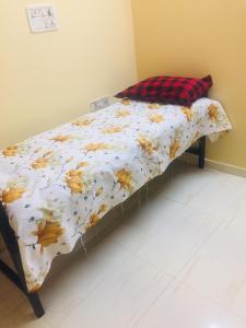 Bedroom Image of Dhaya PG in Mathikere