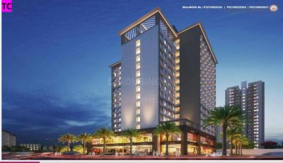Gallery Cover Image of 275 Sq.ft 1 RK Apartment for buy in Vj Town Centre, Wakad for 2200000