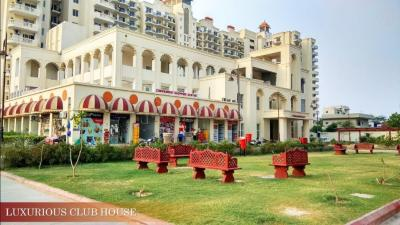 Gallery Cover Image of 850 Sq.ft 3 BHK Apartment for buy in Adore Happy Homes Pride, Sector 75 for 2633000