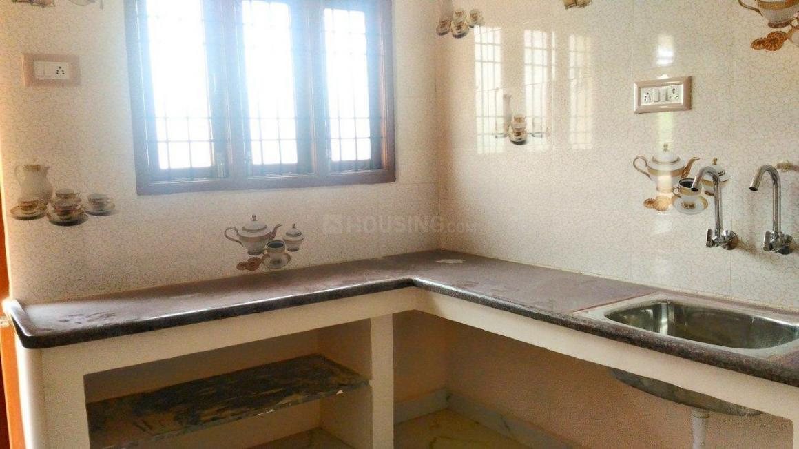 Kitchen Image of 1050 Sq.ft 3 BHK Independent House for buy in Kovur for 4500000