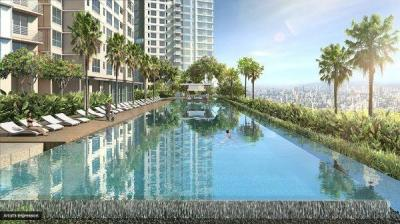 Gallery Cover Image of 1234 Sq.ft 3 BHK Apartment for rent in Sheth Auris Serenity Tower 1, Malad West for 72000