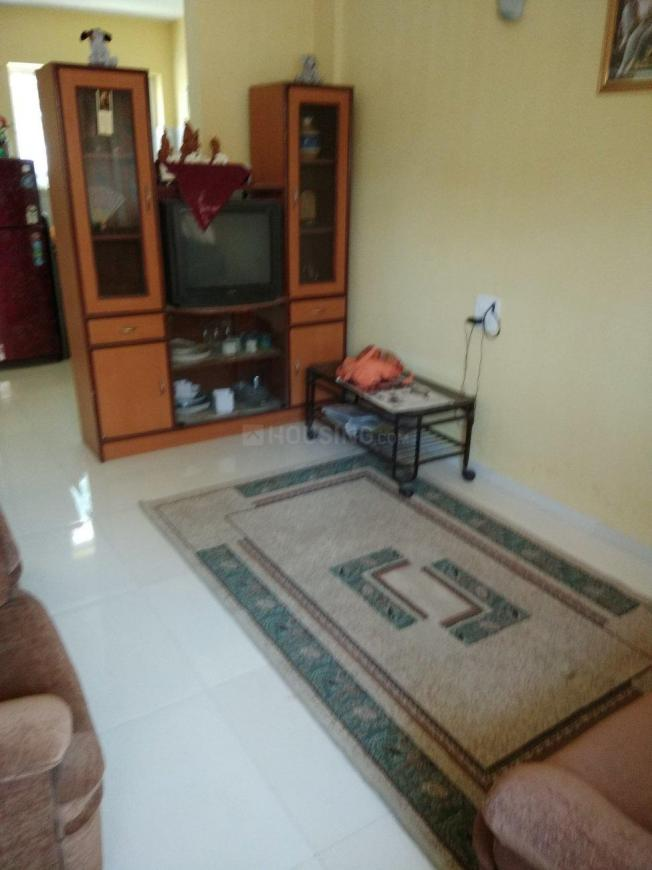 Living Room Image of 1093 Sq.ft 3 BHK Independent House for buy in Jambhul for 5200000