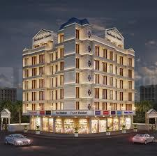 Gallery Cover Image of 635 Sq.ft 1 RK Apartment for buy in Skytech Neelkanth Classic, Kharghar for 4600000