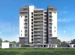 Gallery Cover Image of 1171 Sq.ft 2 BHK Apartment for buy in Dholeshwar Residency, Ghuma for 4400000