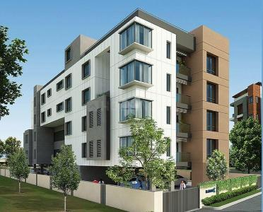 Gallery Cover Image of 1400 Sq.ft 3 BHK Apartment for buy in Alwarpet for 20000000