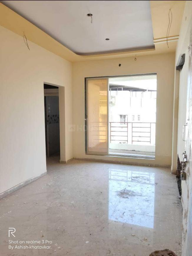 Living Room Image of 395 Sq.ft 1 RK Apartment for buy in Dombivli West for 2346000