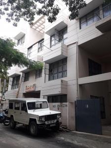 कोननकुंते में श्री वैष्णवी पीजी के बिल्डिंग की तस्वीर