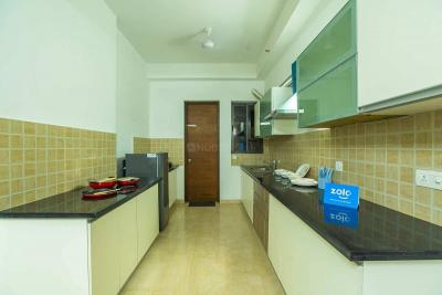 Kitchen Image of Zolo Floret in Kukatpally
