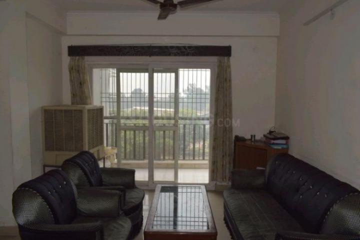 राजेंद्र नगर में बेस्ट पीजी के हॉल की तस्वीर