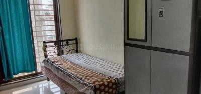 Bedroom Image of Shree Krishna PG in Kopar Khairane
